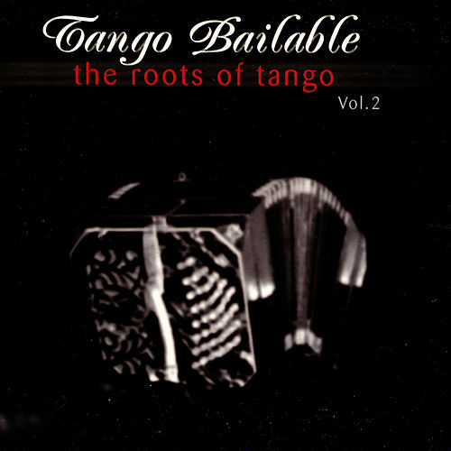Tango Bailable Vol. 2: The Roots Of Tango by Orquesta Típica De Buenos Aires