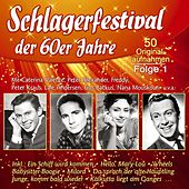 Schlagerfestival der 60er Jahre Folge 1 by Various Artists