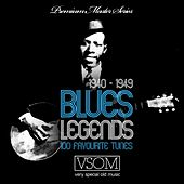 Blues Legends 1940 - 1949 by Various Artists