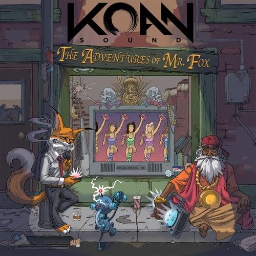 The Adventures of Mr. Fox de Koan Sound