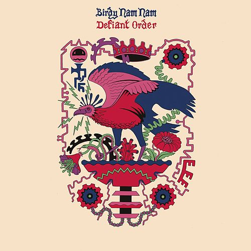 Defiant Order EP by Birdy Nam Nam