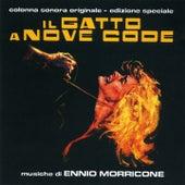 Il gatto a nove code - le chat à neuf queues (bande originale du film de Dario Argento) de Ennio Morricone