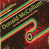 It's a Thin Line Between Love & Hate by Donald McCollum