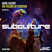 The Pillars of Creation by Mark Sherry