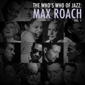 A Who's Who of Jazz: Max Roach, Vol. 1 de Max Roach