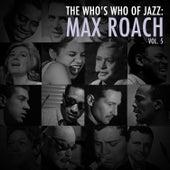 A Who's Who of Jazz: Max Roach, Vol. 5 de Max Roach