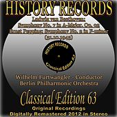 Ludwig van Beethoven: Symphony No. 7 in A Major, Op. 92 - Ernst Pepping: Symphony No. 2 in F Minor (History Records - Classical Edition 63 - Original Recordings Digitally Remastered 2012 In Stereo) by Wilhelm Furtwängler