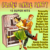 Oldies Dance Party, 15 Super Hits by Various Artists