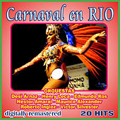 Carnaval en Rio, Desfile de Sambas de Various Artists