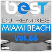 Best DJ Remixes Miami Beach, Vol. 66 de Various Artists