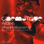 Whistlers Mayhem by Aiden