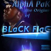 Alpha Pak: Origins of Black Flag de Various Artists