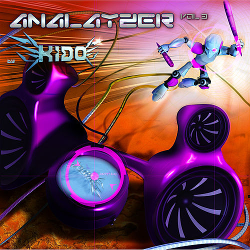 Analyzer Vol.3 - By Kido by Various Artists