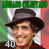 40 Successi Pop-Rock de Adriano Celentano