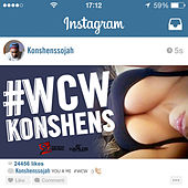 #Wcw by Konshens