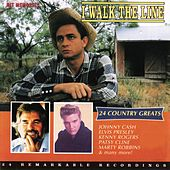 I Walk the Line (24 Country Greats) by Various Artists