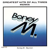 Greatest Hits Of All Times - Remix '88 de Boney M