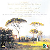 Respighi: Pini Di Roma & Fontane Di Roma - Pizzetti: Preludio a Un Altro Giorno - Mussorgsky: Tableaux D'une Exposition von Guido Cantelli