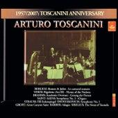 Toscanini conducts Berlioz, Verdi, Brahms, Strauss, Saint-Saëns, Grofé by Various Artists