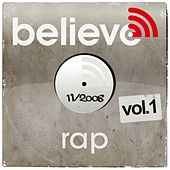 Believe Digital Sessions - Rap vol.1 de Various Artists
