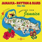 Jamaica Rhythm & Blues 1956-1961 de Various Artists