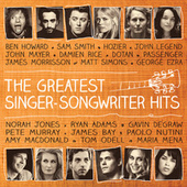 The Greatest Singer-Songwriter Hits van Various Artists