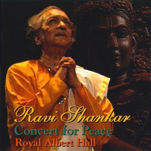 Concert for Peace: Royal Albert Hall by Ravi Shankar