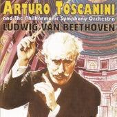 Arturo Toscanini - Ludwig van Beethoven by Philharmonic Symphony Orchestra