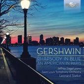 Gershwin Rhapsody in Blue, an American in Paris von Jeffrey Siegel