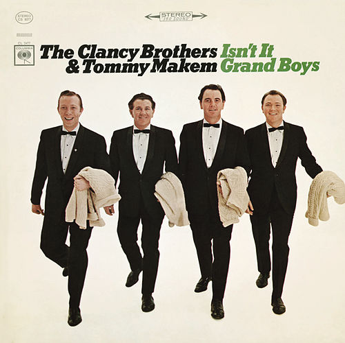 Isn't It Grand Boys by Tommy Makem