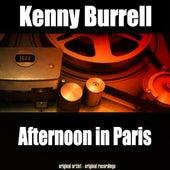 Afternoon in Paris von Kenny Burrell