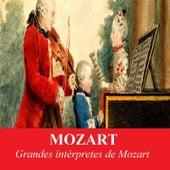 Mozart - Grandes intérpretes de Mozart by Various Artists