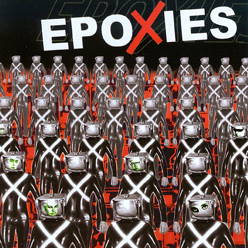 Synthesized - EP by The Epoxies