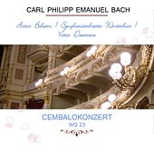 Artur Balsam / Symphonieorchester Winterthur / Victor Desarzens play: Carl Philipp Emanuel Bach: Cembalokonzert, Wq 23 by Artur Balsam