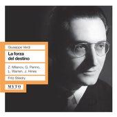 Verdi: La forza del destino (Recorded Live 1954) von Various Artists