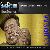 The James Cotton Band Live by James Cotton Band