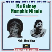 Night Time Blues (Nothing But the Blues) de Various Artists