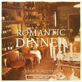 Romantic Dinner, Vol. 1 (Lounge & Jazz Music) de Various Artists