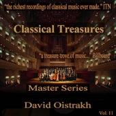 Classical Treasures Master Series - David Oistrakh, Vol. 11 by Various Artists