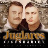 Juglares Legendarios de Iván Villazón & Saúl Lallemand