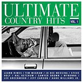 Ultimate Country Hits, Vol. 1 de Various Artists