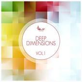 Deep Dimensions, Vol. 1 von Various Artists