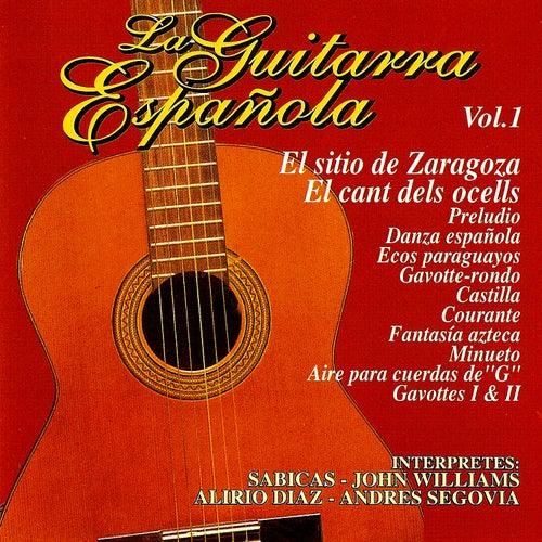 La Guitarra Española Vol.1 by Various Artists