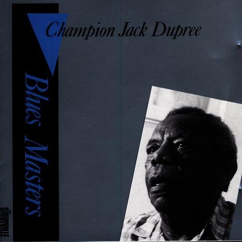 Blues Masters Vol. 6 by Champion Jack Dupree