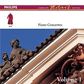 Mozart: The Piano Concertos, Vol.1 by Various Artists