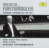 Wilhelm Furtwängler - Recordings 1942-1944 by Wilhelm Furtwängler