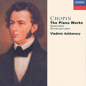 Chopin: The Piano Works by Vladimir Ashkenazy
