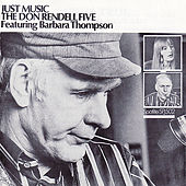 Just Music (Featuring Barbara Thompson) de Don Rendell