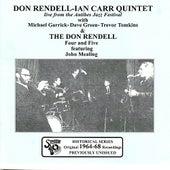 The Don Rendell 4 & 5 Plus Don Rendell-Ian Carr Quintet - 1964-68 de Don Rendell