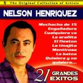 21 Grandes Exitos by Nelson Henriquez